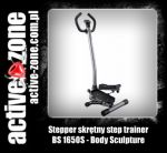 Body Sculpture Stepper skrętny step trainer BS 1650S - ACTIVE ZONE